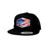 Alle. Glory Trucker Hat