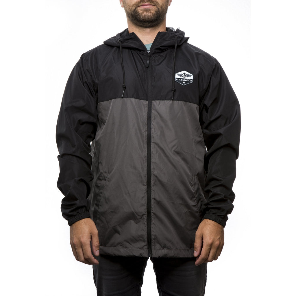 Hex Split Windbreaker