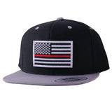 Thin Red Line Snapback