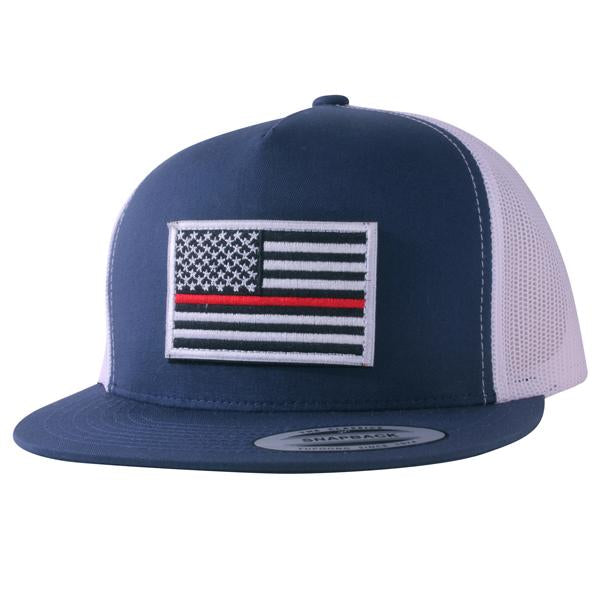 Thin Red Line Trucker Hat
