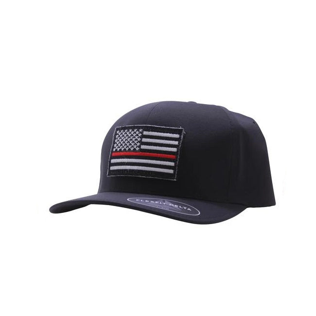 Thin Red Line Hat FlexFit Delta