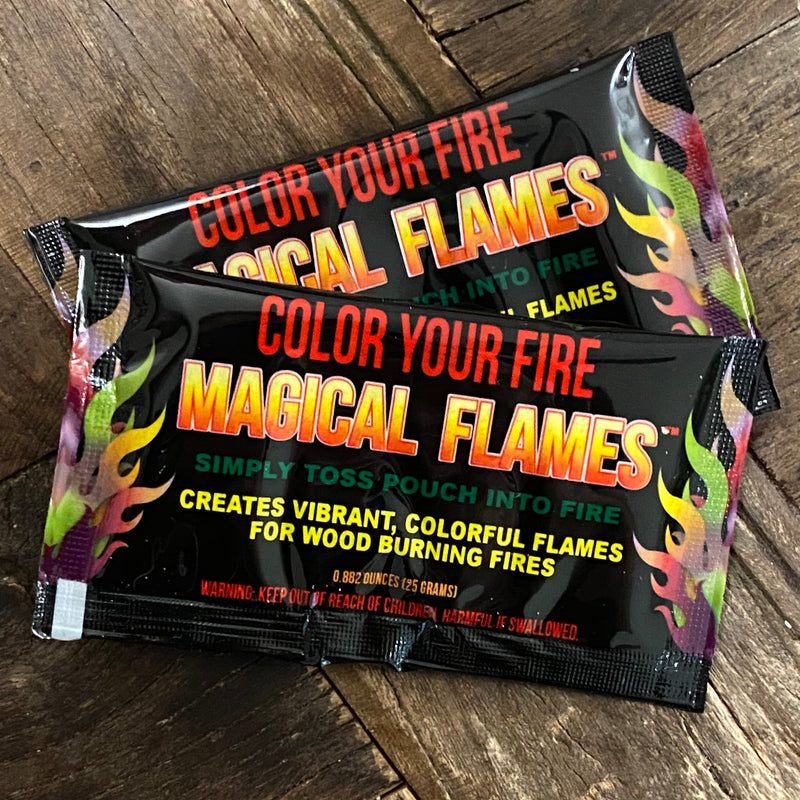 Magical Flames Pouch
