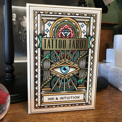 Tattoo Tarot: Ink and Intuition