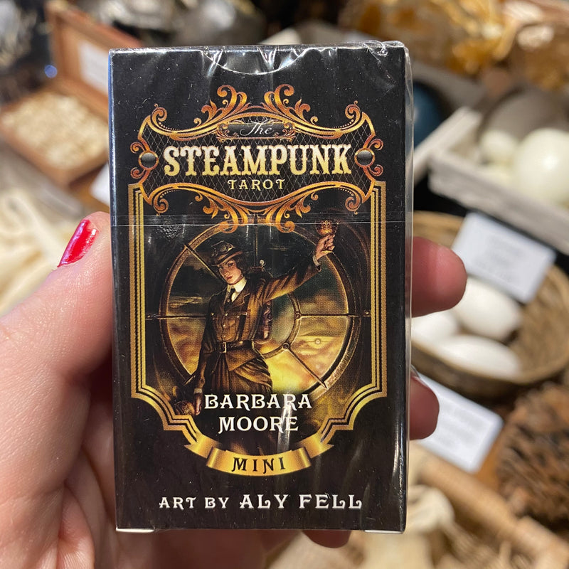 Mini Steampunk Tarot