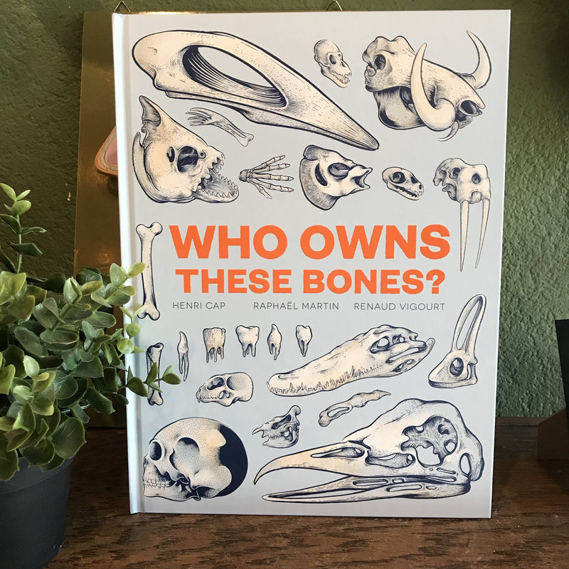 Who Owns These Bones by Henri Cap - Curious Nature