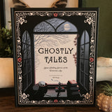 Ghostly Tales: Spine Chilling Stories of the Victorian Age