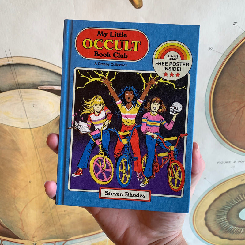 My Little Occult Book Club by Steven Rhodes
