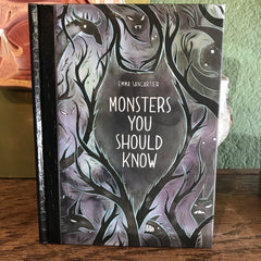 Monsters You Should Know by Emma Sancartier