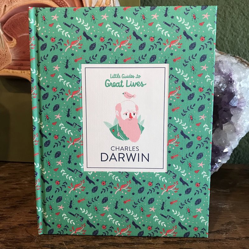 Little Guides to Great Lives: Charles Darwin - Curious Nature
