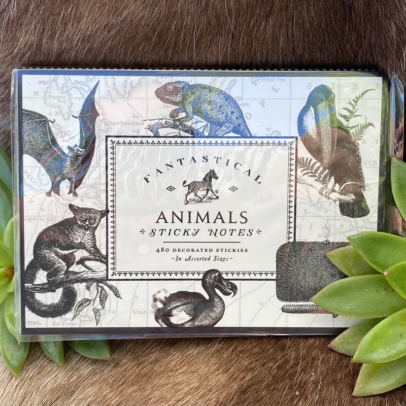 Fantastical Animals Sticky Notes