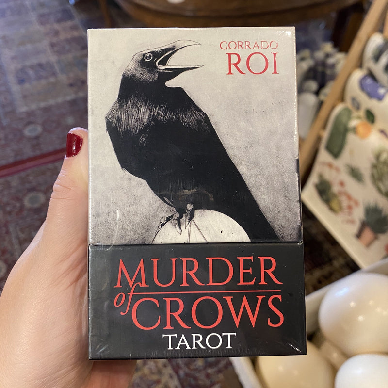 Murder of Crows Tarot Deck - Curious Nature