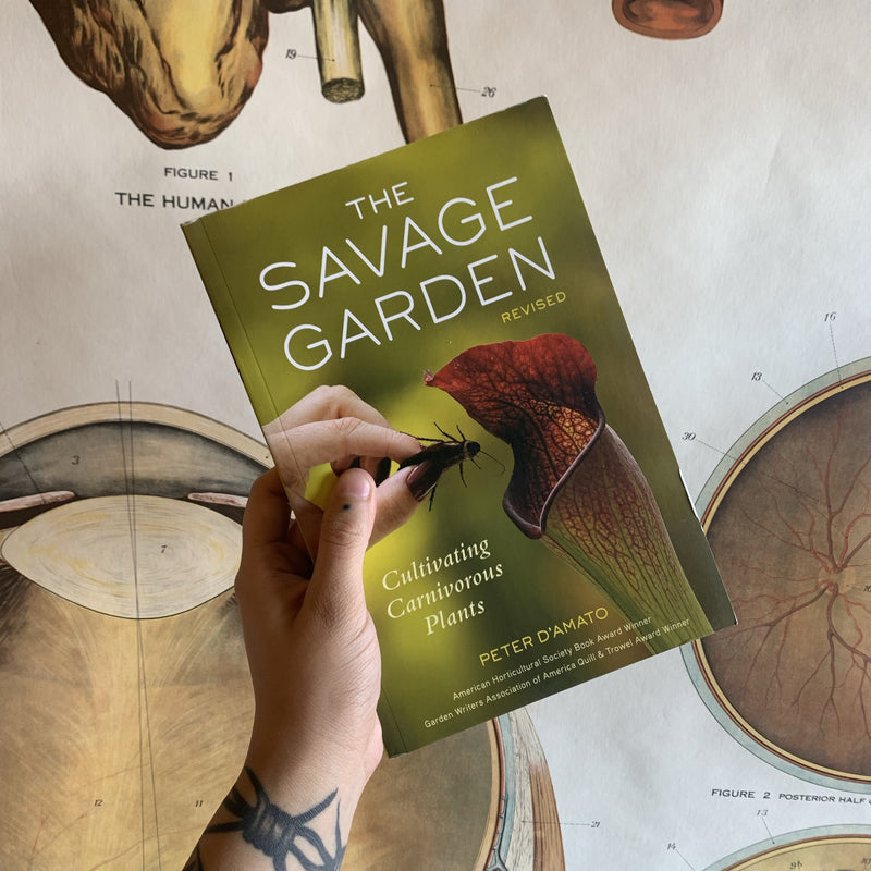 The Savage Garden Revised by Peter D'Amato - Curious Nature