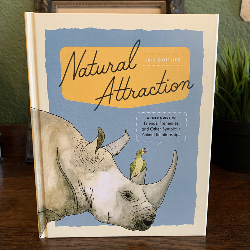 Natural Attraction by Iris Gottlieb - Curious Nature