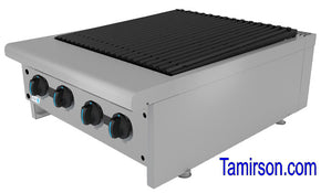 CHAR BROILER RADIANT 24 INCH - Tamirson