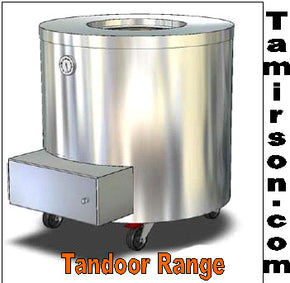 Tandoor Taboun Oven Round Charcoal Fired TRN05003 $9995 - Tamirson