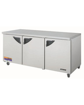Under Counter Cooler Refrigerator 3 doors - Tamirson