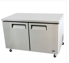 Undercounter Refrigerator Under Counter Cooler 2 doors 60 inch $ - Tamirson
