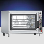 CONVECTION OVEN COMBI OVEN ELECTRIC FULL SIZE CADCO CAPO-403 - Tamirson