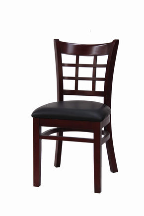 Wood Chair Wood Bar Stool - Tamirson