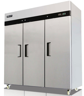 Migali 3 door Reach In Freezer C-3F $2995 - Tamirson