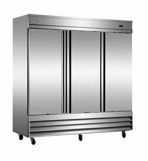 Adcraft Reach-in Freezer 3 doors FZ-3D $3200 - Tamirson
