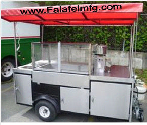 Falafel Cart Custom to your needs - Tamirson