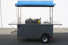 Mobile Crepe Cart Propane Gas Powered #900 plus options Custom - Tamirson