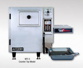 Ventless Fry Auto Fry Pressure fry Rapid Fry MTI-5 - Tamirson