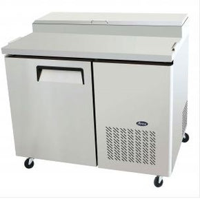 Pizza Prep Table Sandwich Salad Top Refrigerator 1 Door $1477 - Tamirson