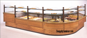 Bakery Case Custom Equipment Design - Tamirson