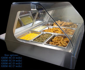 Food Warmer Merchendiser Electric Counter Top $5150 - Tamirson