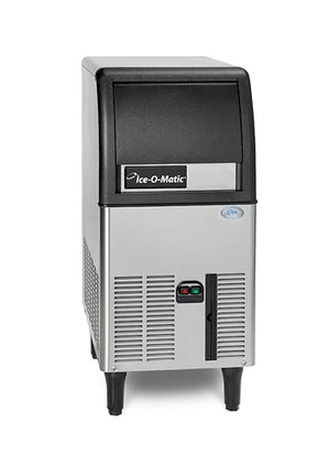 Ice Machine Ice Maker Under Counter Ice O Matic 84 Lb ICEU070A - Tamirson
