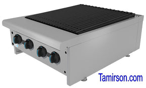 CHAR BROILER CHAR ROCK 24 INCH - Tamirson
