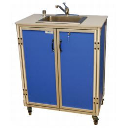 Portable Sink hand Sink 1 one compartment $2495 - Tamirson