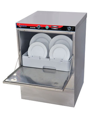 Dishwasher Undercounter 39716 CD-GR-0500 w Booster $2895 - Tamirson