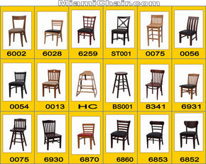 Miami Chair and Bar Stool Furniture Catalog - Tamirson