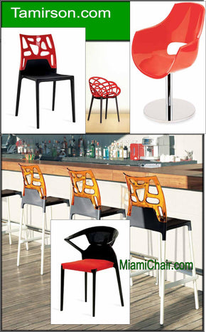 Miami Chair Chairs Europa Style European Import - Tamirson