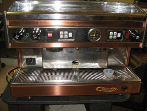 Espresso Cappuccino Machine Astoria Pre Owned Used - Tamirson