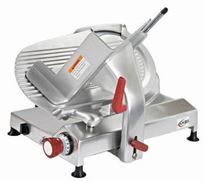 "Meat Cheese Slicer Gear Drive 12"" AXIS AX-S12G - Tamirson"