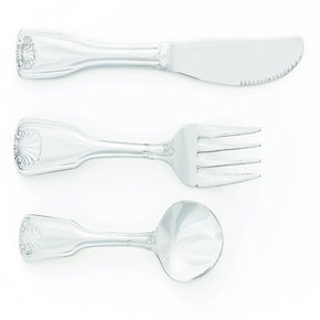 Flatware Cutlery Dinner Spoon Bouillon - Tamirson