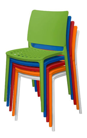 Out Door Outdoor Chairs Marcay Stacking Side Chair Golan sc845 - Tamirson