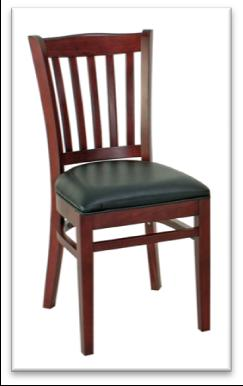 Wood Chair Beech Wood DG-W0008 - Tamirson