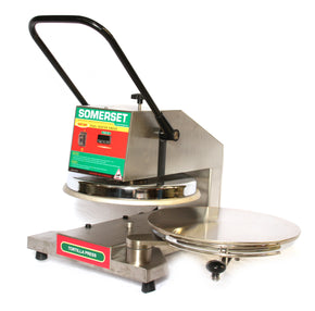 Pizza Tortilla Press Somerset SDP-800 Tortilla Press $3495 - Tamirson