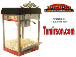 POPCORN POPPER MACHINE 11080 8 once - Tamirson