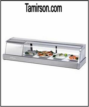 Sushi Case Sakura 47 inches - Tamirson