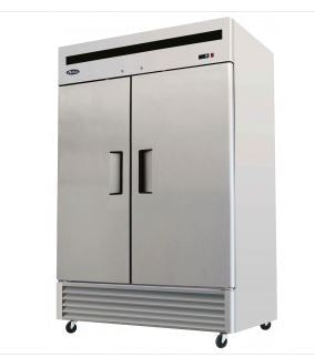 Reach In Refrigerator Cooler 2 doors Bottom Mount $1555 - Tamirson