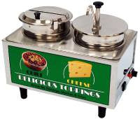 Cheese Pump Chili Cheese Food Warmer 1 pump - Tamirson