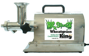 WHEATGRASS Juicer King Wheat Grass JUICER $635 - Tamirson