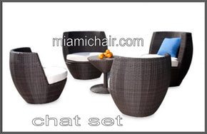 Love Seat Out Door Outdoor Sofa Tibet Chat Set - Tamirson