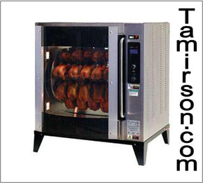 ROTISSERIE OVEN ELECTRIC BKI/BevLes Model No. VGG-8-F Packed: ea - Tamirson